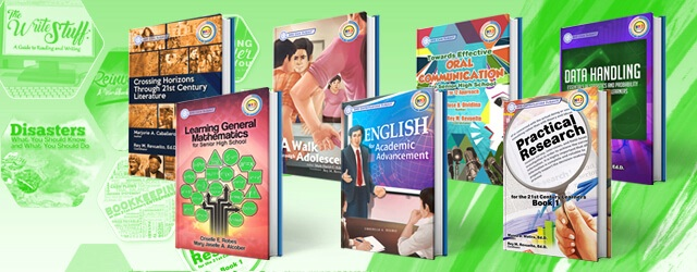 seniorhigh books